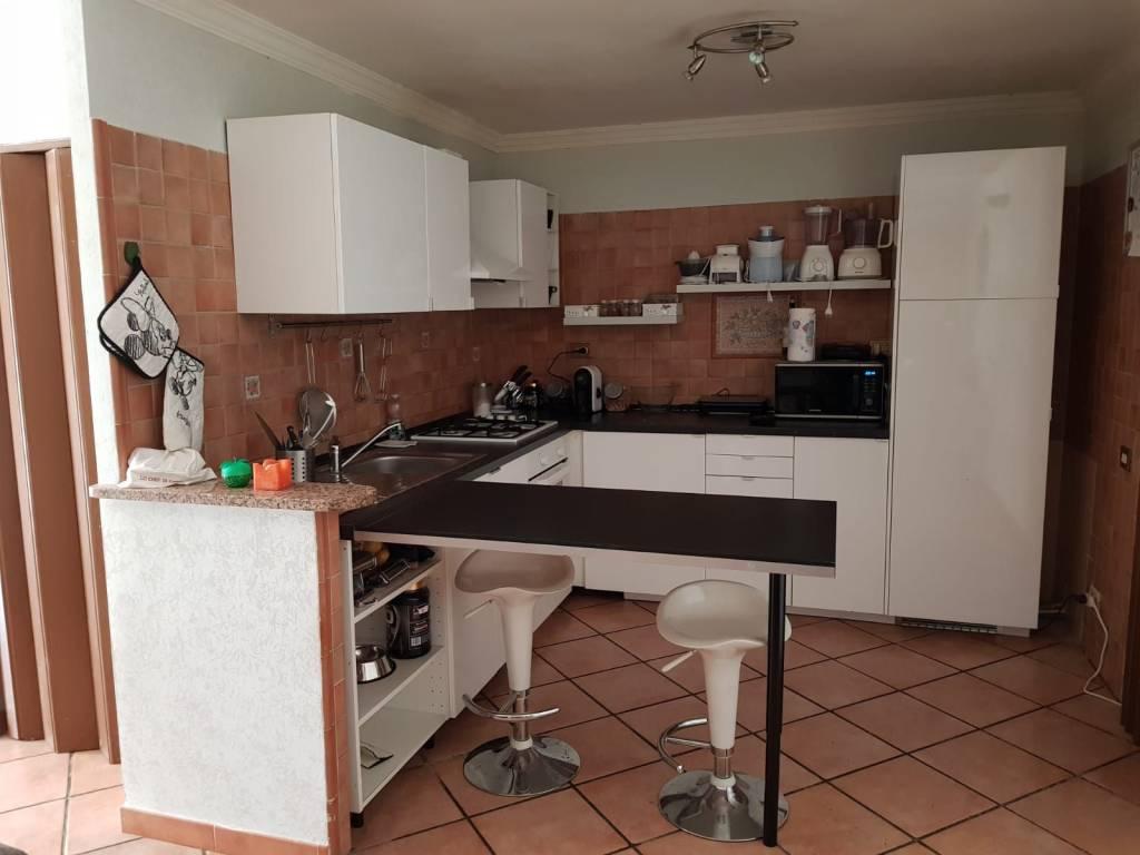 Appartamento sulla via Palombarese