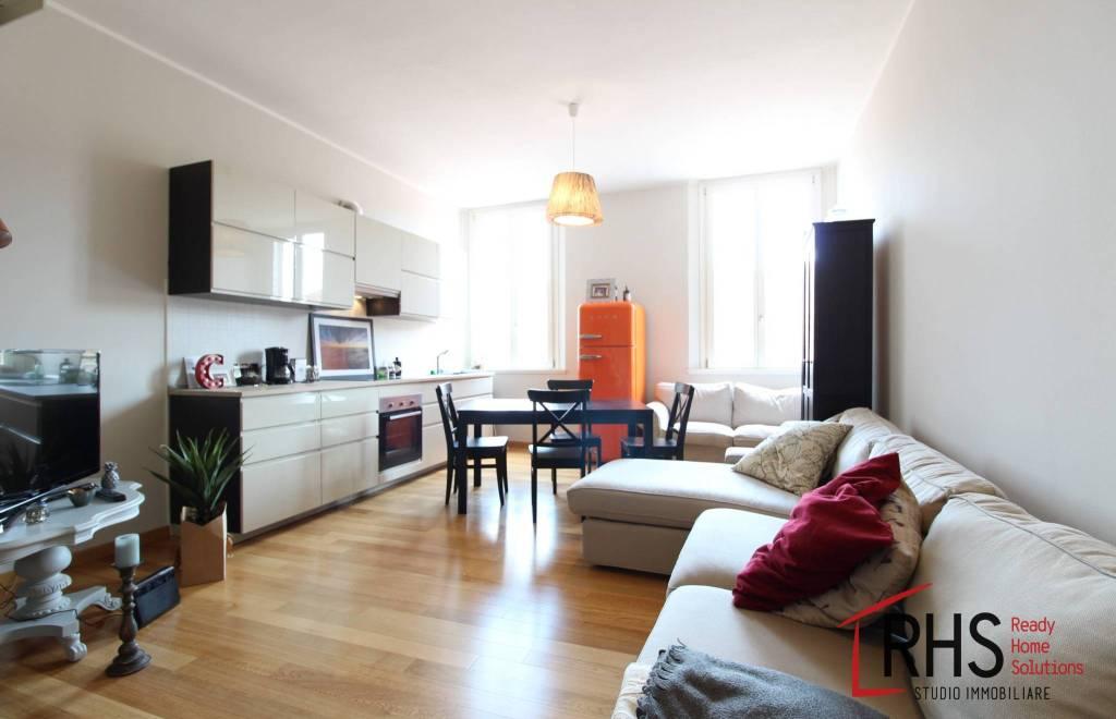 Appartamento in ottime condizioni arredato in affitto Rif. 8161302