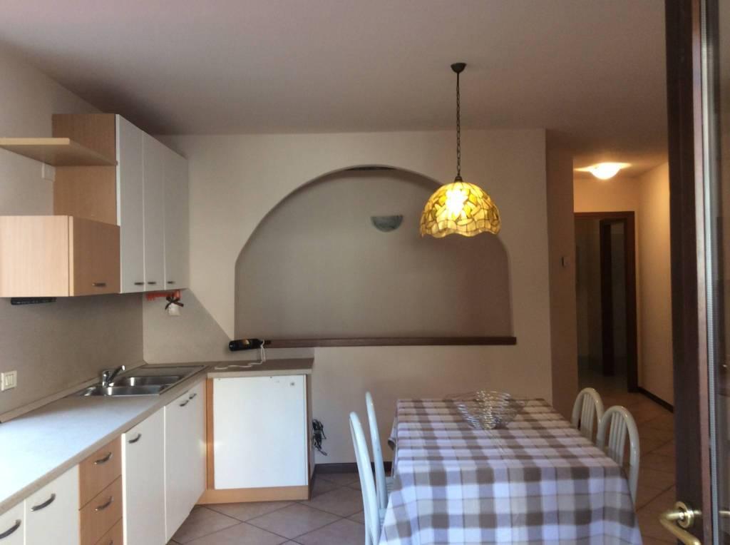 Appartamento in buone condizioni arredato in affitto Rif. 8159629