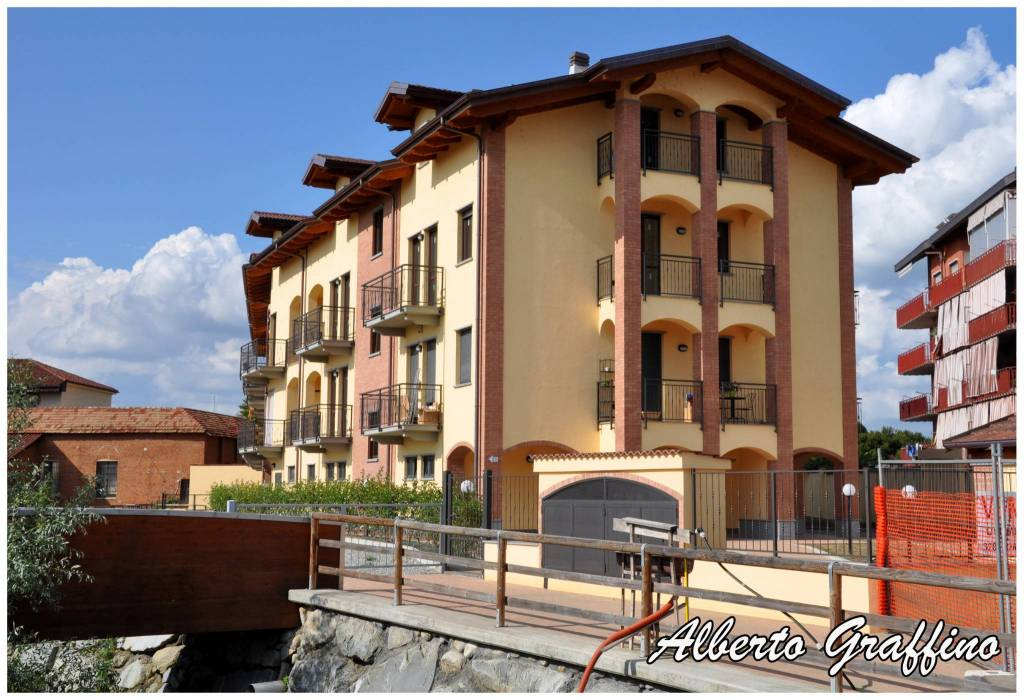 Attico / Mansarda in affitto a San Benigno Canavese, 5 locali, prezzo € 600 | CambioCasa.it