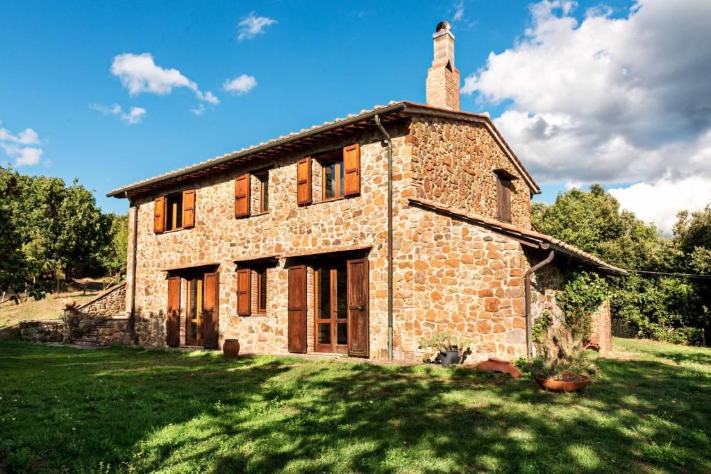 Casale in pietra in vendita a Massa Marittima