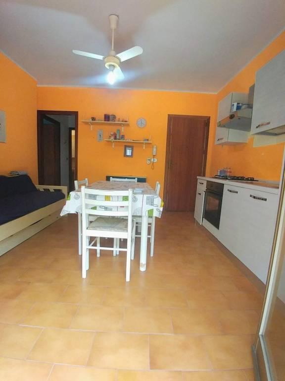 Appartamento in buone condizioni parzialmente arredato in vendita Rif. 8152591