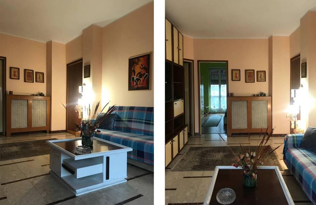 Appartamento in buone condizioni arredato in affitto Rif. 8176525