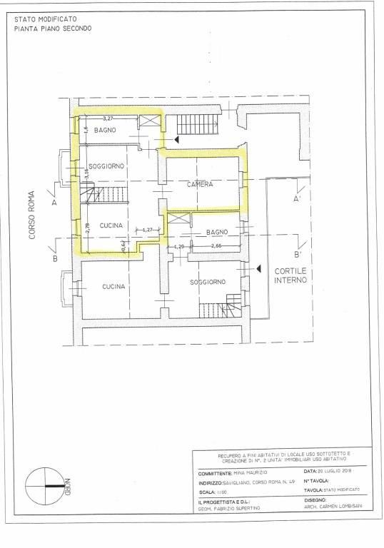 Appartamento in ottime condizioni parzialmente arredato in affitto Rif. 8157247