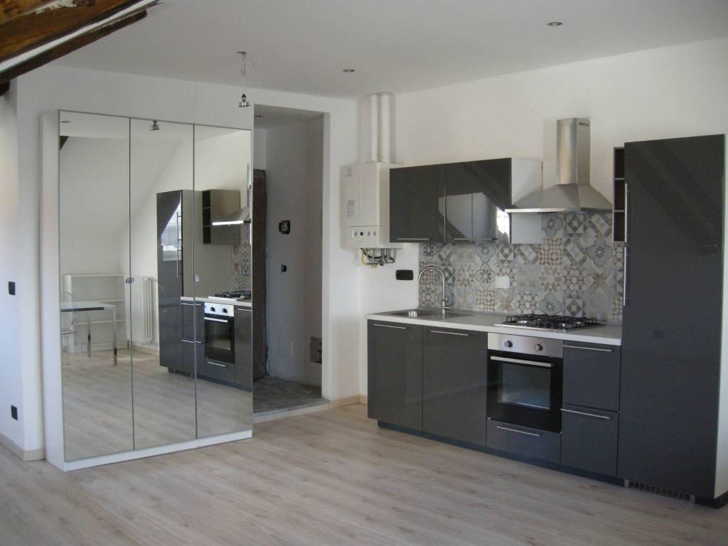 Appartamento in affitto Zona Centro - piazza della Repubblica 24 Torino
