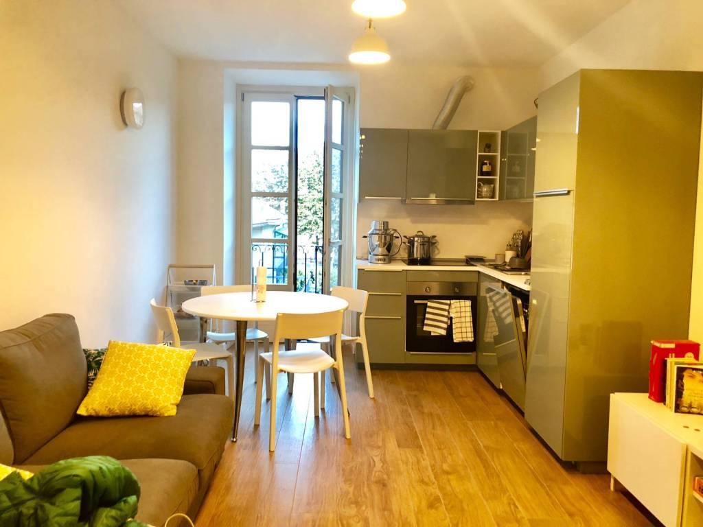 Appartamento in ottime condizioni arredato in affitto Rif. 8175758