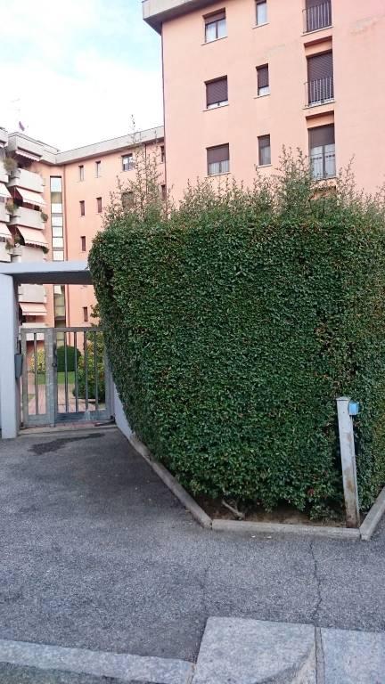Bergamo bilocale arredato con autorimessa. Termoautonomo.0
