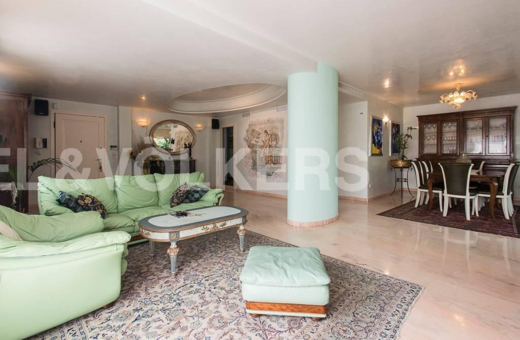 Attico / Mansarda in buone condizioni arredato in vendita Rif. 8175748
