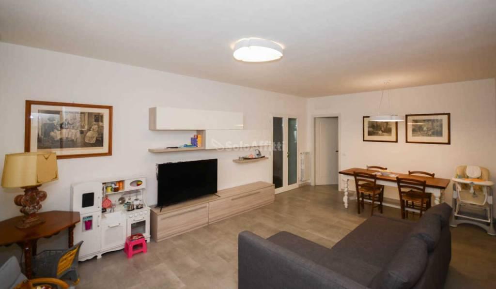 Appartamento in ottime condizioni arredato in affitto Rif. 8492089