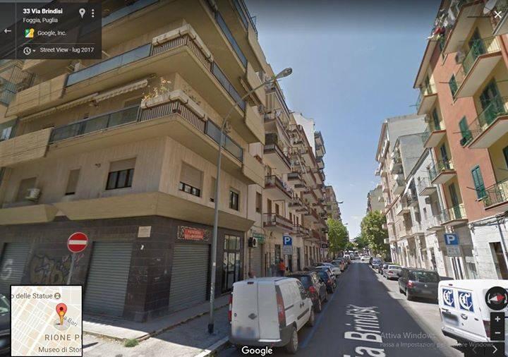 Ufficio bilocale in vendita a Foggia (FG)