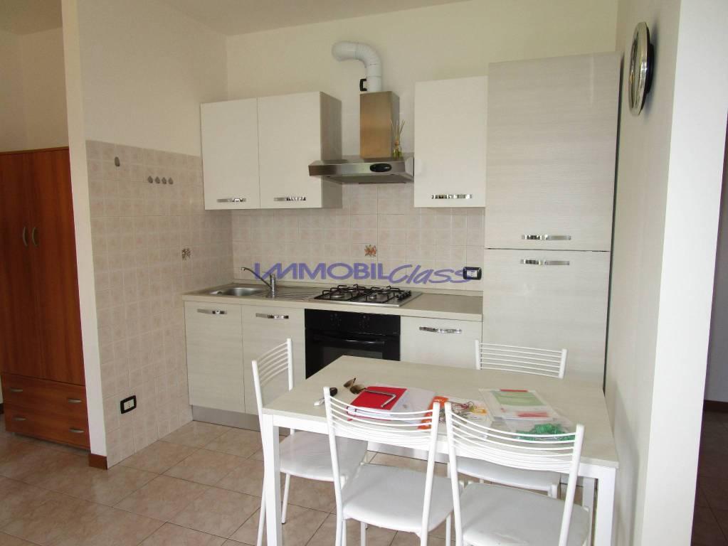 Appartamento in ottime condizioni arredato in affitto Rif. 8188138