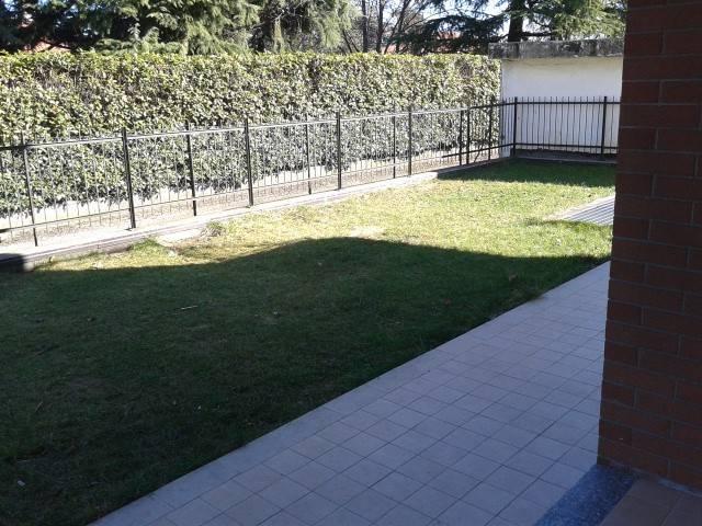 Quadrilocale con giardino