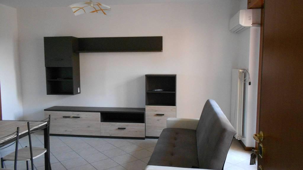 Appartamento in buone condizioni arredato in affitto Rif. 8185070