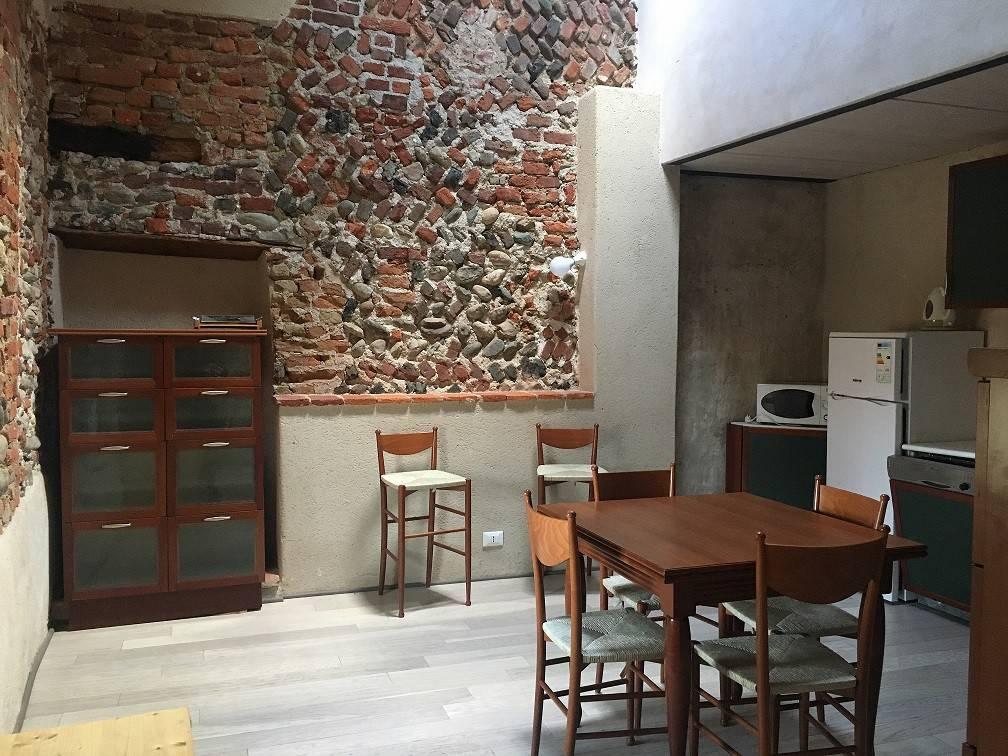 Appartamento in ottime condizioni arredato in affitto Rif. 8184955