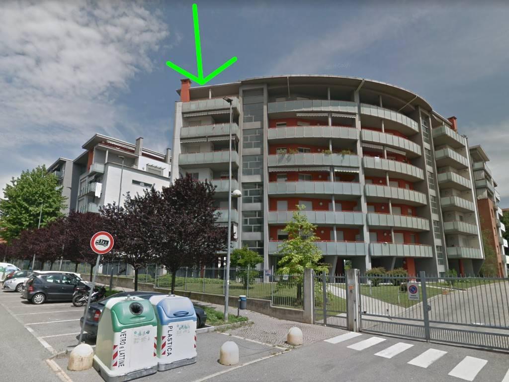 Attico / Mansarda in vendita a Rivoli, 3 locali, prezzo € 165.000 | CambioCasa.it