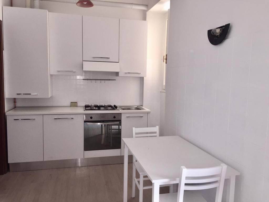 Appartamento in buone condizioni arredato in affitto Rif. 8201044