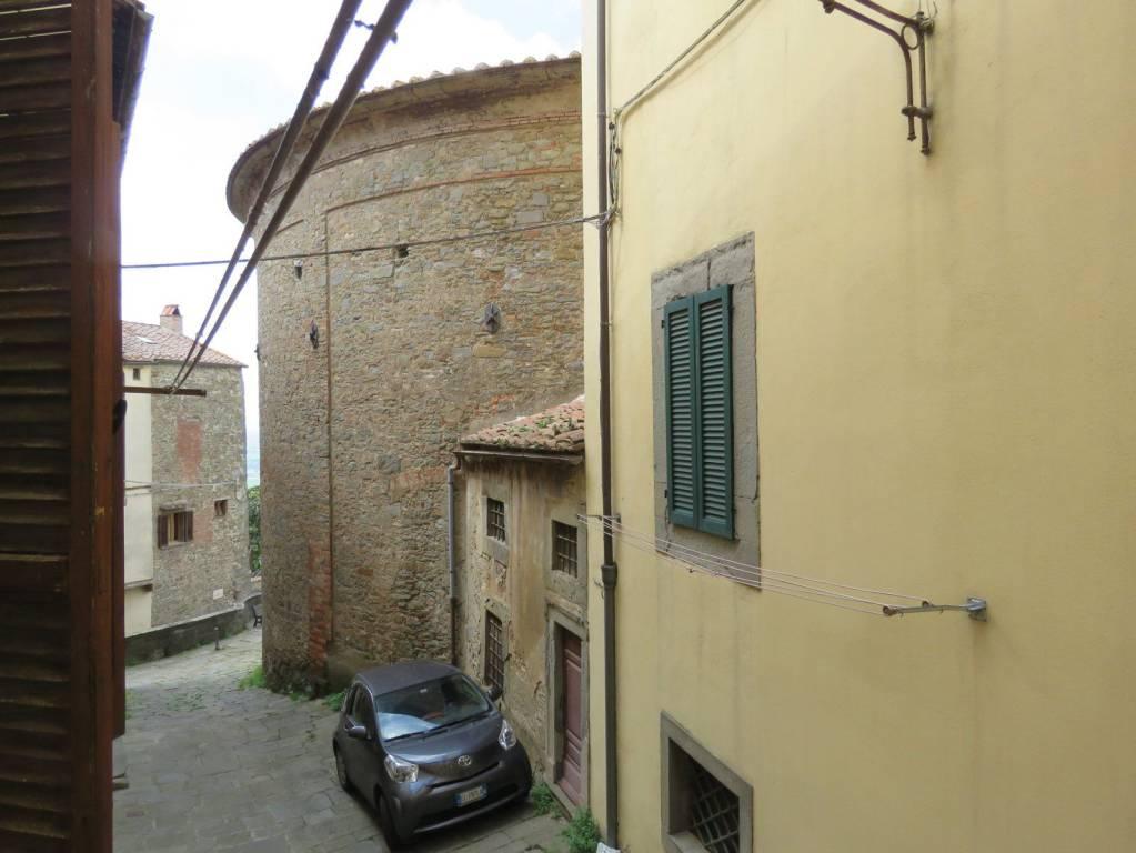 CASA SAN BENEDETTO - centro storico Cortona