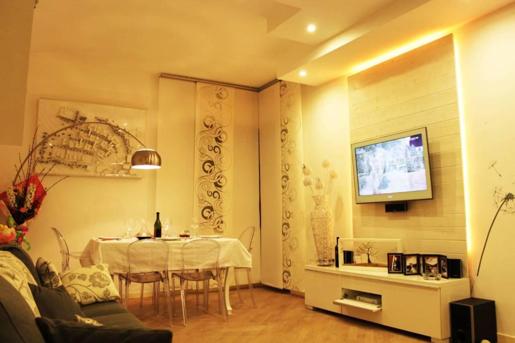 Appartamento in ottime condizioni parzialmente arredato in vendita Rif. 8241244