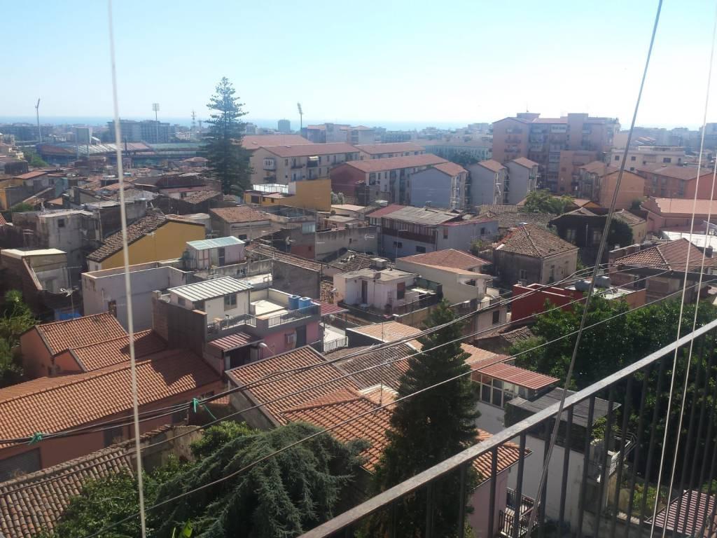 Attico 4,5 vani Panoramico Via Casagrandi