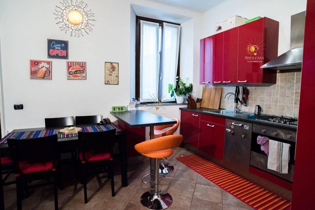 Appartamento in ottime condizioni parzialmente arredato in vendita Rif. 8212536