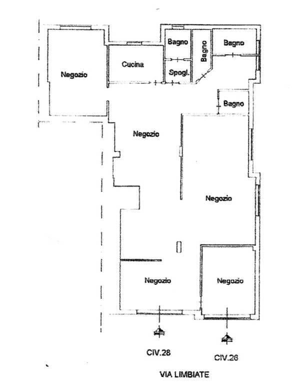 Negozio / Locale in affitto a Roma, 6 locali, zona Zona: 28 . Torrevecchia - Pineta Sacchetti - Ottavia, prezzo € 1.900   CambioCasa.it