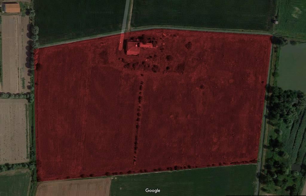 Terreno agricolo tra lusia e Concadirame