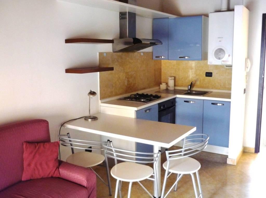 Appartamento in ottime condizioni arredato in affitto Rif. 8229036