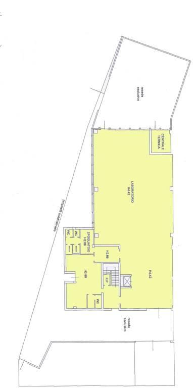 SCANDICCI, prox. autostrade, laboratorio di mq. 800