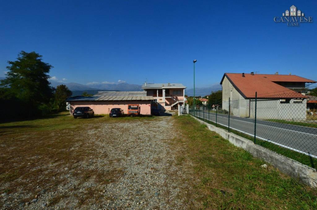 Foto 1 di Casa indipendente via Adriano Olivetti, Perosa Canavese