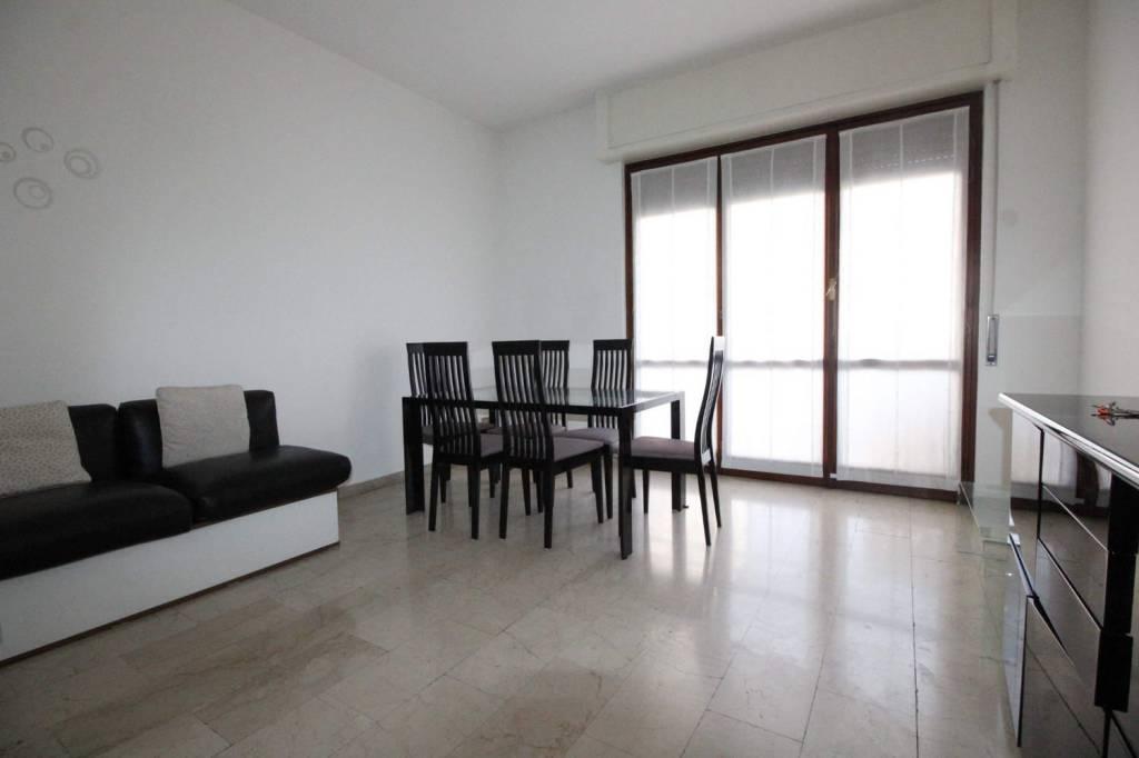 Appartamento in buone condizioni arredato in affitto Rif. 8239635