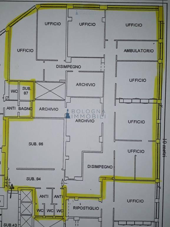 Ufficio in affitto Rif. 8259966