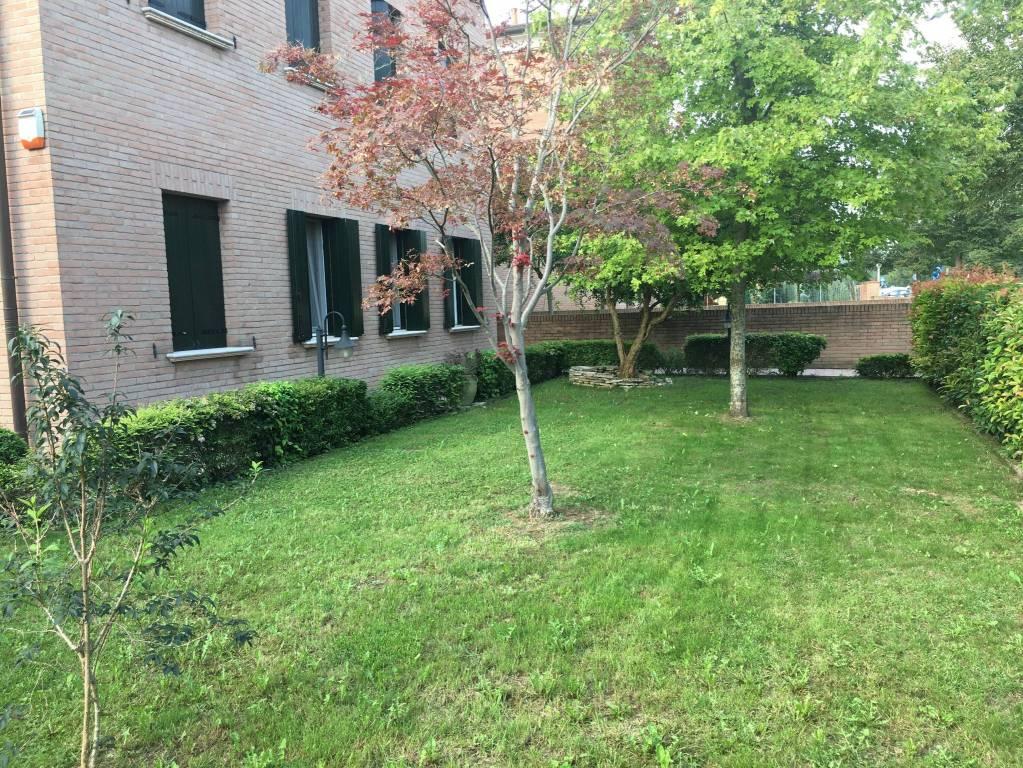 abitazione piano terra con giardino nuova Copparo