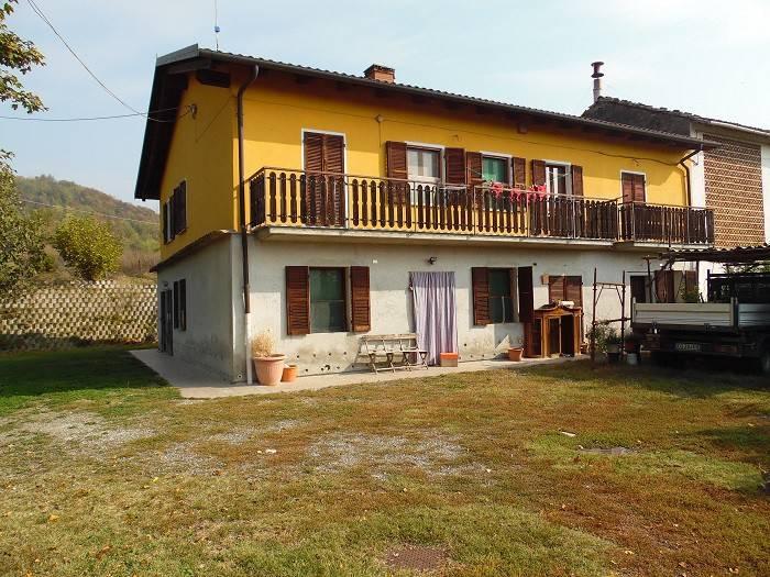 Rustico 6 locali in vendita a Castelletto Merli (AL)
