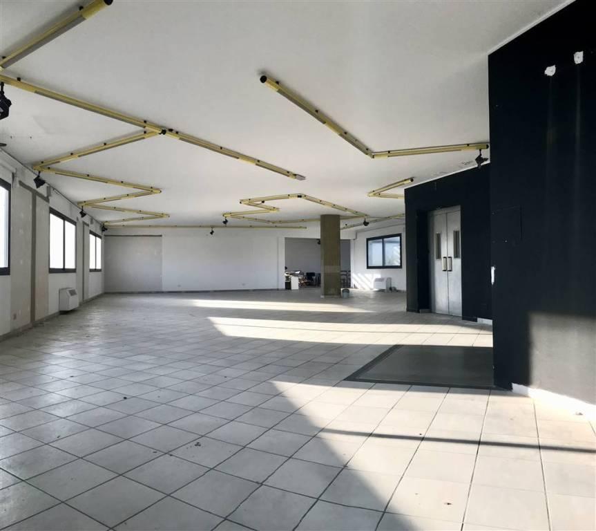 Edificio commerciale con piazzale di 4300 mq. Rif. 8424376