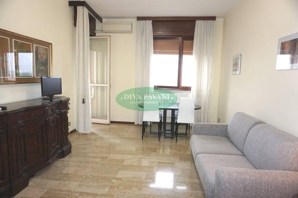Appartamento in buone condizioni arredato in affitto Rif. 8269807