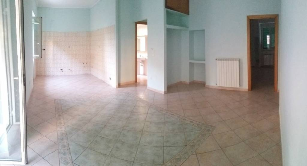 Appartamento 100 MQ piano terra Via Lazio