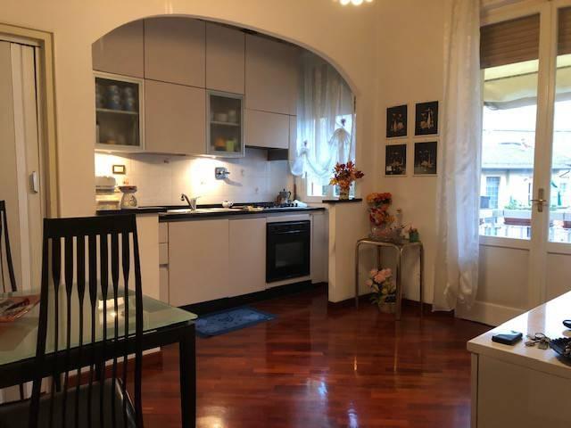 Appartamento in buone condizioni parzialmente arredato in vendita Rif. 8270503