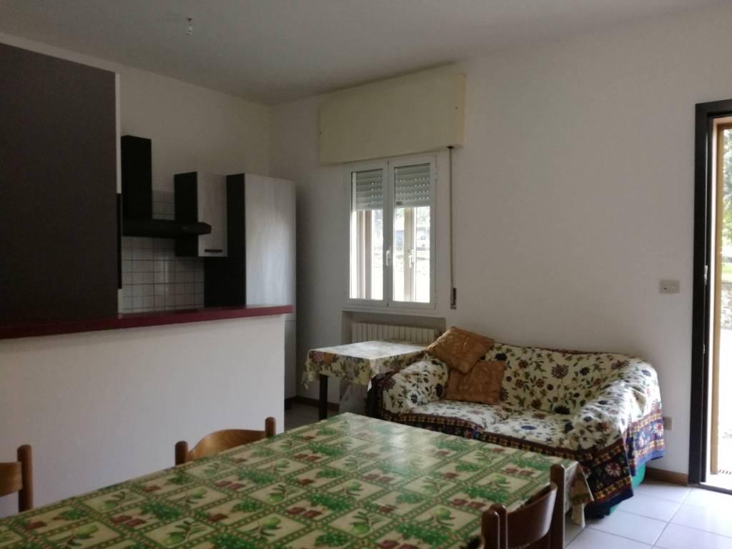 Appartamento in ottime condizioni arredato in affitto Rif. 8645615