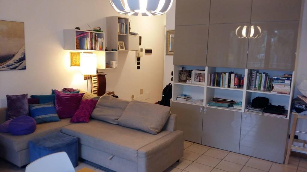 Appartamento in ottime condizioni parzialmente arredato in affitto Rif. 7925862