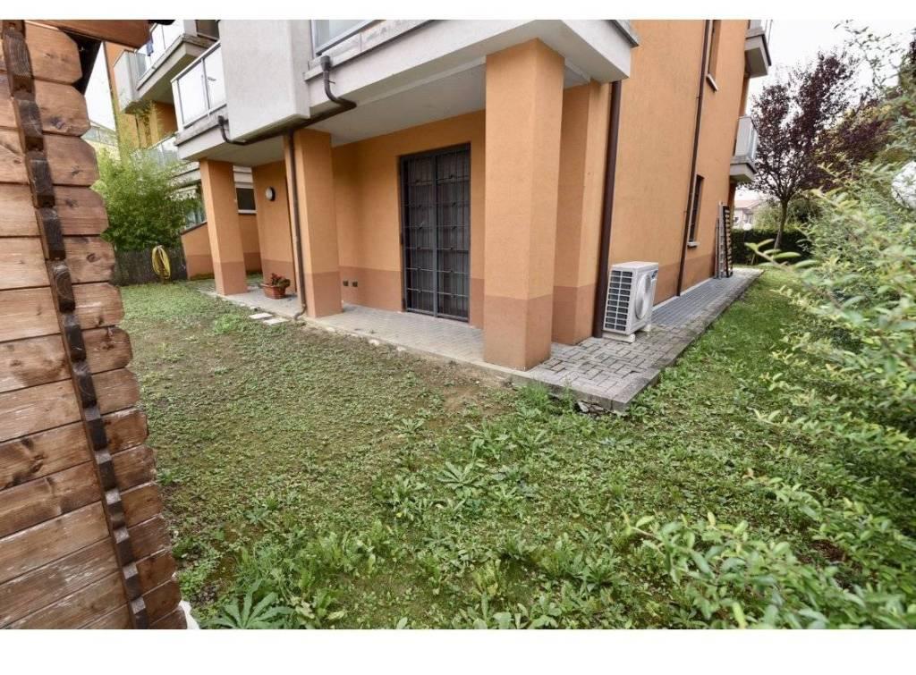 Pianoro Nuovo appartamento con giardino.