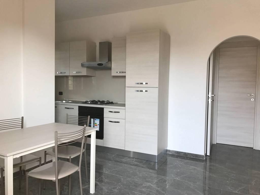 Appartamento in ottime condizioni arredato in affitto Rif. 8297317