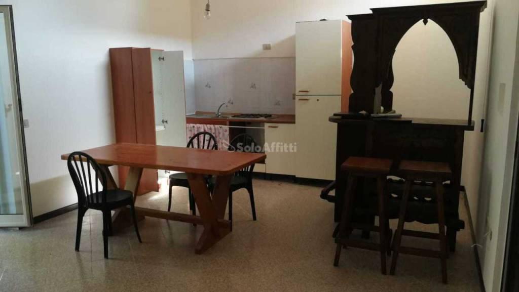 Appartamento in ottime condizioni parzialmente arredato in affitto Rif. 8315033