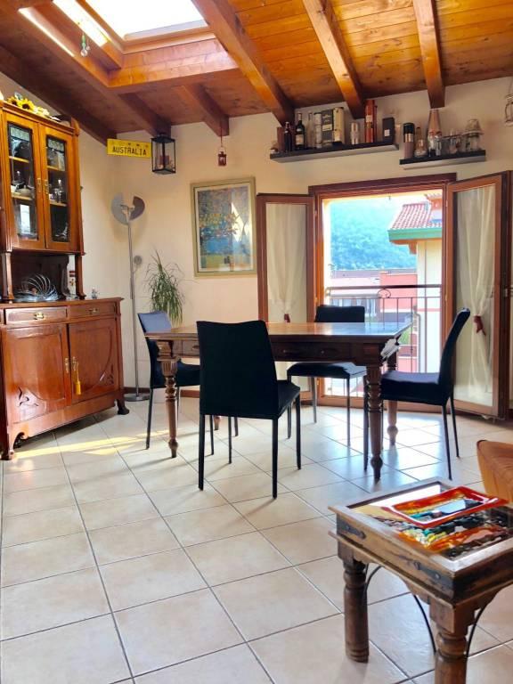 Attico / Mansarda in vendita a Villa Carcina, 3 locali, prezzo € 140.000 | PortaleAgenzieImmobiliari.it