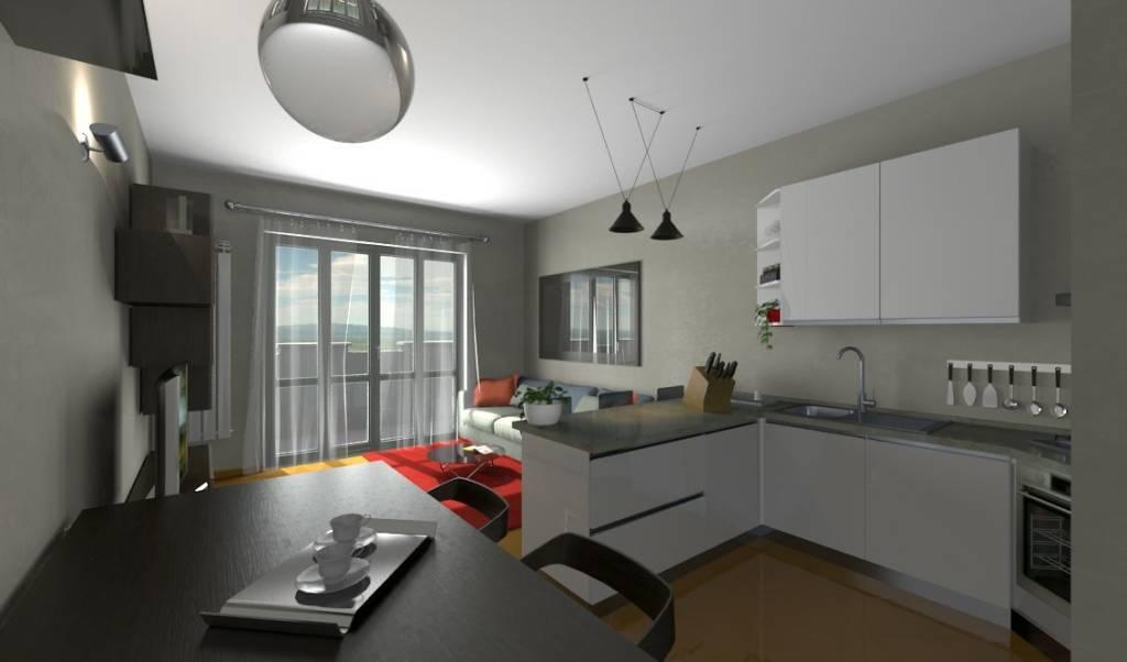 Appartamento in buone condizioni in vendita Rif. 8243276