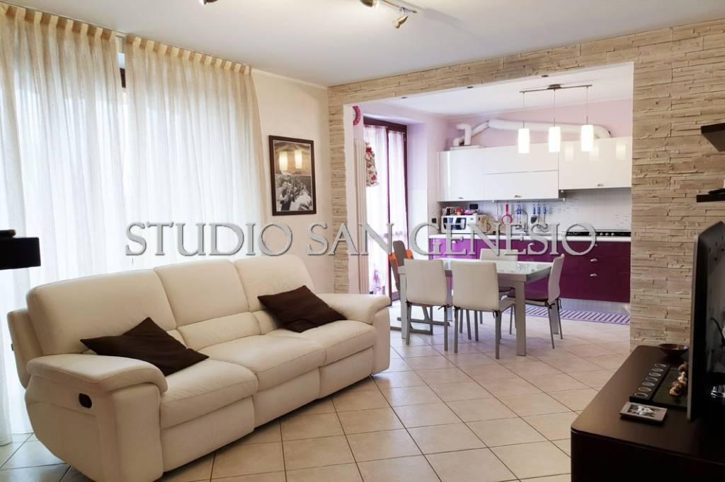 Appartamento in vendita a Zeccone, 3 locali, prezzo € 118.000 | CambioCasa.it