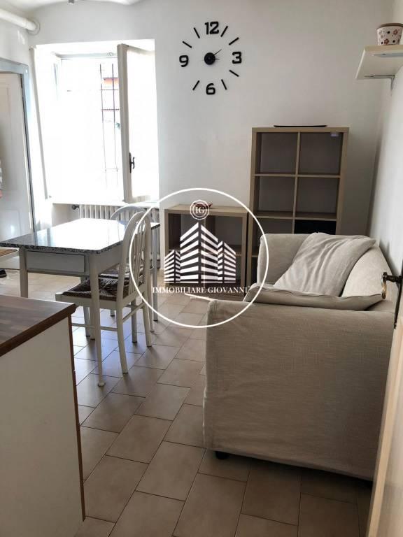 Appartamento in buone condizioni arredato in affitto Rif. 8004574