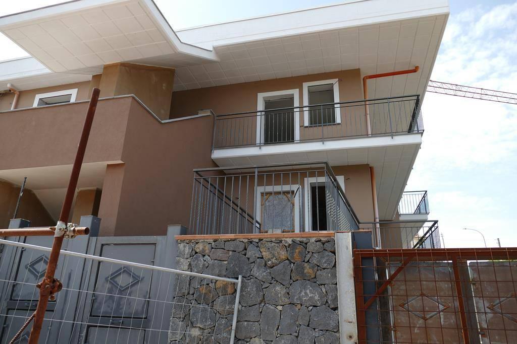 Villa in Vendita a Valverde Centro:  4 locali, 130 mq  - Foto 1