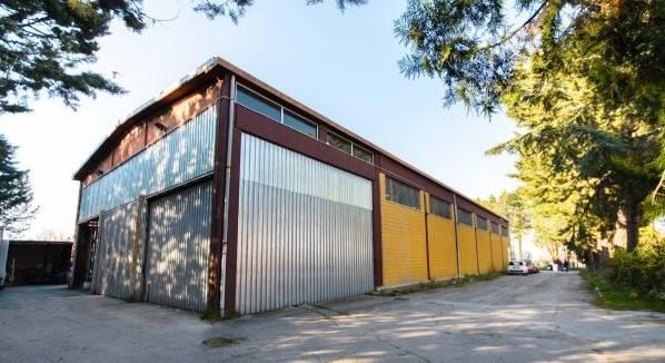 Capannone con uffici direzionali zona Villaggio Artgiani Rif. 8140966