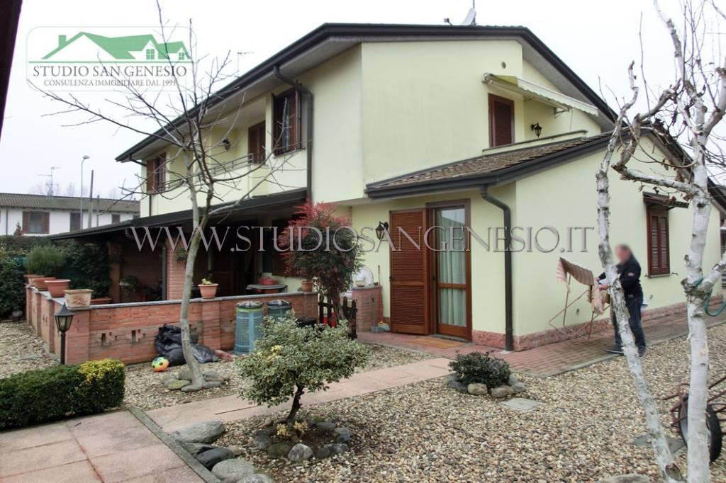 Villa in vendita a Sant'Alessio con Vialone, 4 locali, prezzo € 229.000 | CambioCasa.it