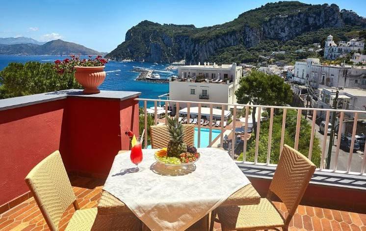 Capri. Settimana in multiproprietà